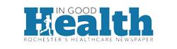 In Good health logo